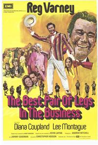 Best Pair of Legs in Business - 27 x 40 Movie Poster - Style A