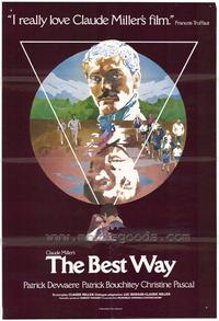 The Best Way - 27 x 40 Movie Poster - Style A
