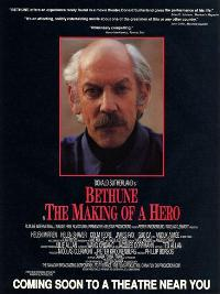 Bethune: the Making of a Hero - 43 x 62 Movie Poster - Bus Shelter Style A