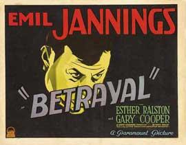 Betrayal - 22 x 28 Movie Poster - Half Sheet Style A