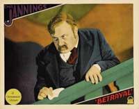 Betrayal - 11 x 14 Movie Poster - Style B