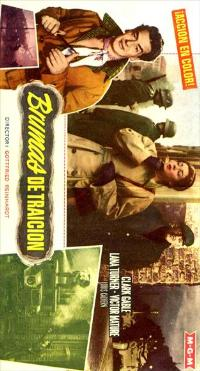 Betrayed - 11 x 17 Movie Poster - Spanish Style A