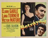 Betrayed - 22 x 28 Movie Poster - Half Sheet Style B