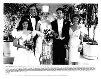 Betsy's Wedding - 8 x 10 B&W Photo #1