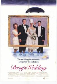 Betsy's Wedding - 27 x 40 Movie Poster - Style A