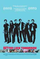 Better Luck Tomorrow - 11 x 17 Movie Poster - Style B