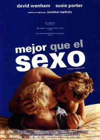 Better Than Sex - 11 x 17 Movie Poster - Spanish Style A
