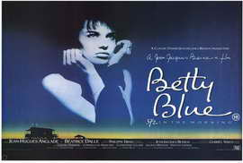 Betty Blue - 27 x 40 Movie Poster - Style B