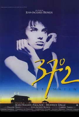 Betty Blue - 27 x 40 Movie Poster - French Style A