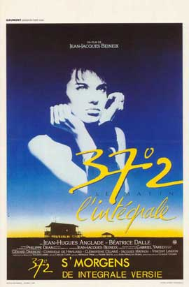 Betty Blue - 11 x 17 Movie Poster - Belgian Style A