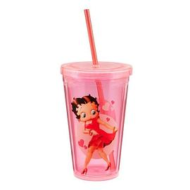 Betty Boop - Acrylic Travel Cup