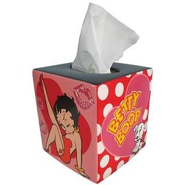 Betty Boop - Polka Dots Tissue Box Cover