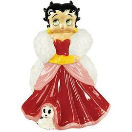 Betty Boop - Gown Cookie Jar