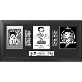Betty Boop - Series 2 Trio Film Cell
