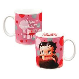 Betty Boop - The Richer The Better Mug