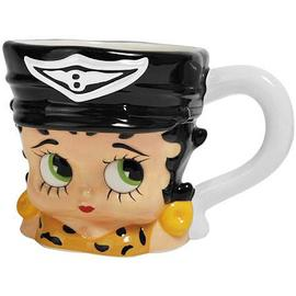 Betty Boop - Motorcycle 13 oz. Ceramic Mug