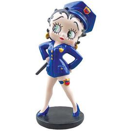 Betty Boop - Police Betty Mini Statue