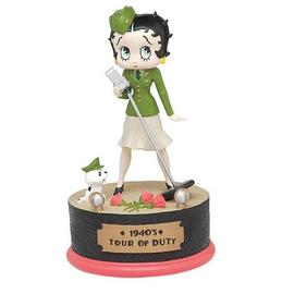 Betty Boop - 1940s Statue