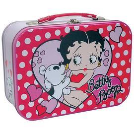 Betty Boop - Polka Dots Tin Tote