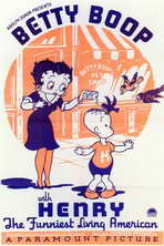 Betty Boop with Henry