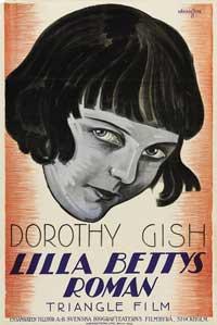 Betty of Greystone - 11 x 17 Movie Poster - Swedish Style A