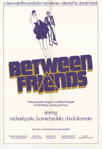 Between Friends - 11 x 17 Movie Poster - Style A