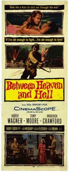 Between Heaven and Hell - 14 x 36 Movie Poster - Insert Style A