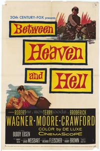 Between Heaven and Hell - 11 x 17 Movie Poster - Style A
