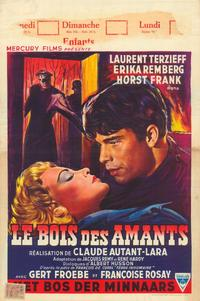 Between Love and Duty - 27 x 40 Movie Poster - Belgian Style A