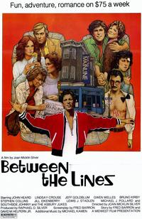 Between the Lines - 11 x 17 Movie Poster - Style A