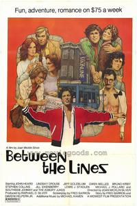 Between the Lines - 27 x 40 Movie Poster - Style A