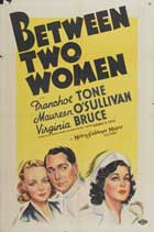 Between Two Women - 27 x 40 Movie Poster - Style B