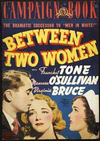 Between Two Women - 11 x 17 Movie Poster - Style A