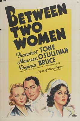 Between Two Women - 11 x 17 Movie Poster - Style B