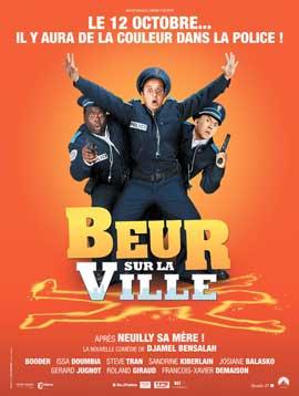 Beur sur la ville - 43 x 62 Movie Poster - French Style A