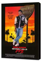 Beverly Hills Cop 2 - 27 x 40 Movie Poster - Style A - Museum Wrapped Canvas