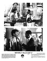 Beverly Hills Cop 2 - 8 x 10 B&W Photo #10