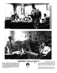 Beverly Hills Cop 2 - 8 x 10 B&W Photo #13