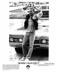 Beverly Hills Cop 2 - 8 x 10 B&W Photo #15
