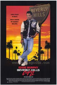 Beverly Hills Cop 2 - 43 x 62 Movie Poster - Bus Shelter Style A