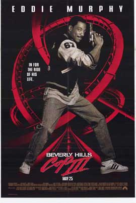 Beverly Hills Cop 3 - 27 x 40 Movie Poster - Style A