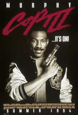 Beverly Hills Cop 3 - 11 x 17 Movie Poster - Style C