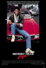 Beverly Hills Cop - 27 x 40 Movie Poster - Style A