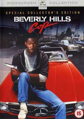 Beverly Hills Cop - 27 x 40 Movie Poster - UK Style A