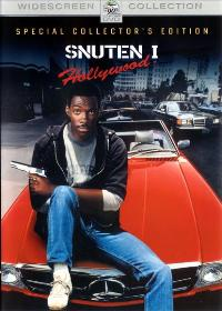 Beverly Hills Cop - 27 x 40 Movie Poster - Swedish Style A