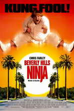 Beverly Hills Ninja - 11 x 17 Movie Poster - Style A