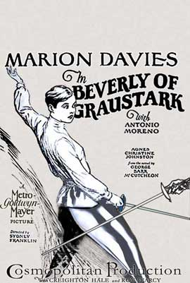 Beverly of Graustark - 11 x 17 Movie Poster - Style A