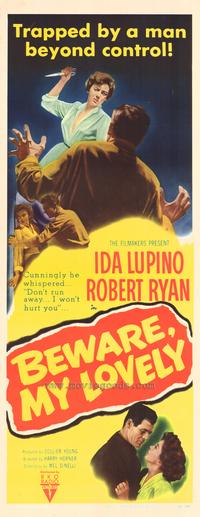 Beware, My Lovely - 11 x 17 Movie Poster - Style A