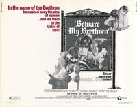 Beware of the Brethren - 11 x 14 Movie Poster - Style A