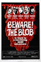 Beware the Blob - 11 x 17 Movie Poster - Style B